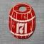 Гардеробные номерки с логотипом заведения 5