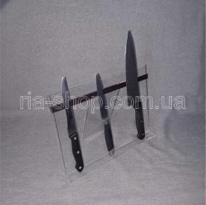Подставка под ножи с магнитом