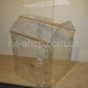 Коробка для сбора денег 300х420х280