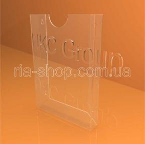 Карман пластиковый навесной